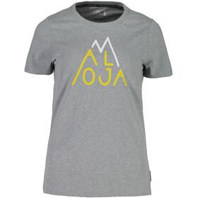Maloja BaselgiaM. T-Shirt Damen grey melange